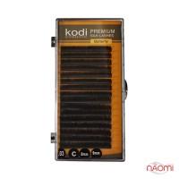 Ресницы Kodi professional Butterfly C 0.03 (16 рядов: 8-9 мм)