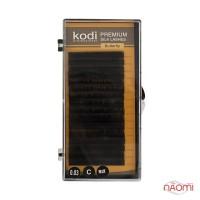 Ресницы Kodi professional Butterfly C 0.03 (16 рядов: 8-14 мм)