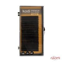 Ресницы Kodi professional Butterfly D+ 0.03 (16 рядов: 9-14 мм)