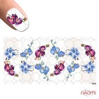 Слайдер-дизайн 1052 Цветы, орхидея
