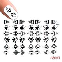 Слайдер-дизайн S 982 Геометрия