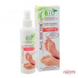 Спрей-дезодорант для ног Pharma Bio Laboratory с фарнезолом, 150 мл