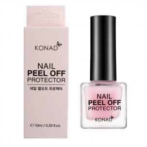 Средство для защиты кутикулы Konad Nail Peel Off Protector, 10 мл